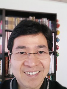 Acupuncturist and Chinese medicine practitioner Dr. Rayman Wu (CM)