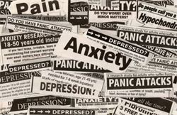 mental illness - depression & anxiety