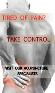 Pain control with acupuncture - BEST Acupuncture Melbourne